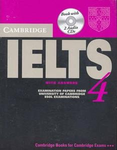 IELTS 4 PRACTICE TESTS SELF-STUDY PACK (BOOK+ANSWERS +CD)