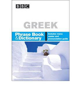 GREEK PHRASE BOOK&DICTIONARY