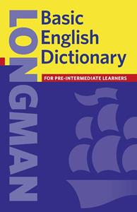 LONGMAN BASIC ENGLISH DICTIONARY PRE INTERMEDIATE (N/E)