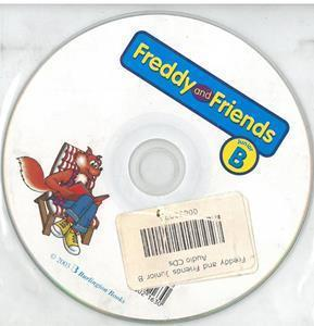 FREDDY AND FRIENDS JUNIOR B CDs
