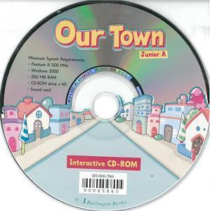 OUR TOWN JUNIOR A CD-ROM