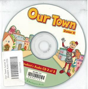OUR TOWN JUNIOR A STUDENT'S AUDIO CDs
