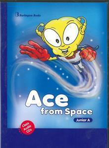 ACE FROM SPACE JUNIOR A CDs