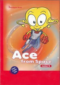 ACE FROM SPACE JUNIOR B CDs