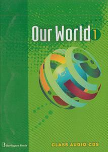 OUR WORLD 1 CDs