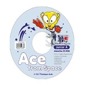 ACE FROM SPACE JUNIOR A STUDENT'S AUDIO CD
