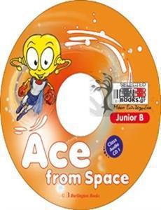ACE FROM SPACE JUNIOR B STUDENT'S AUDIO CD