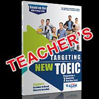 TARGETING NEW TOEIC PREPARATION & 7 PRACTICE TESTS TCHR'S