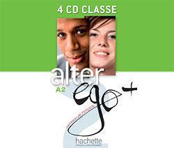 ALTER EGO PLUS 2 (A2) CDS(4)