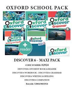 DISCOVER 6 MAXI PACK