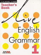 LIVE ENGLISH GRAMMAR 1 TCHR'S
