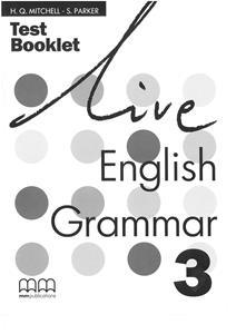 LIVE ENGLISH GRAMMAR 3 TEST
