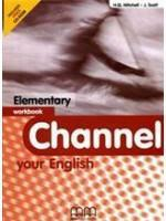 CHANNEL YOUR ENGLISH ELEMENTARY WKBK (+CD-ROM)