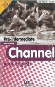 CHANNEL YOUR ENGLISH PRE-INTERMEDIATE WKBK (+CD-ROM)