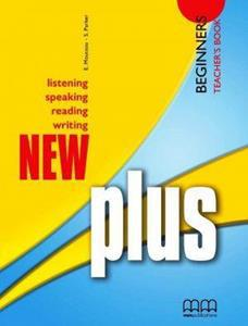 NEW PLUS BEGINNERS TCHR'S(+GLOSSARY)