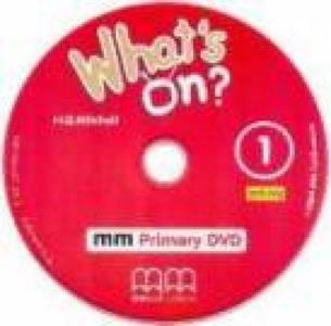 WHAT'S ON 1 DVD