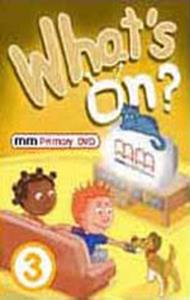 WHAT'S ON 3 DVD