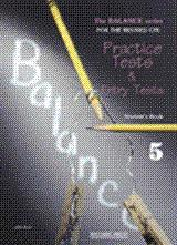 BALANCE 5 (CPE PRACTICE TESTS) ST/BK (+GLOSSARY)