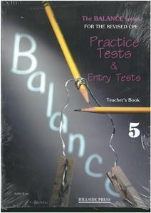 BALANCE 5 (CPE PRACTICE TESTS) TCHR'S