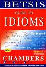 GUIDE TO IDIOMS