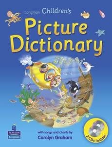 CHILDREN'S PICTURE DICTIONARY & CDs
