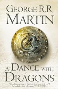 (GAME OF THRONES) DANCE WITH DRAGONS HARDBACK
