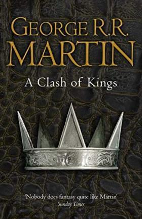 (GAME OF THRONES) A CLASH OF KINGS