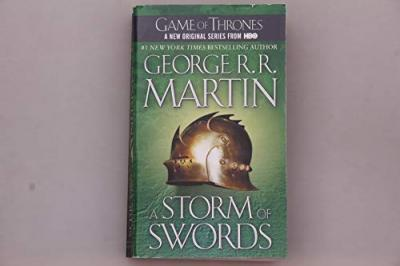 (GAME OF THRONES) A STORM OF SWORDS: PART 2 BLOOD AND GOLD