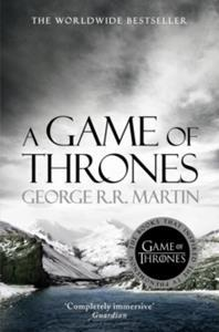 A GAME OF THRONES - REISSUE