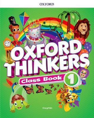 OXFORD THINKERS 1 ST/BK