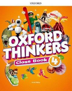 OXFORD THINKERS 4 ST/BK