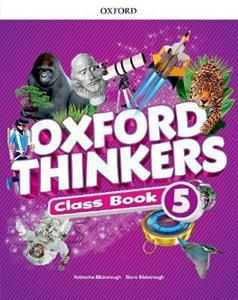 OXFORD THINKERS 5 ST/BK
