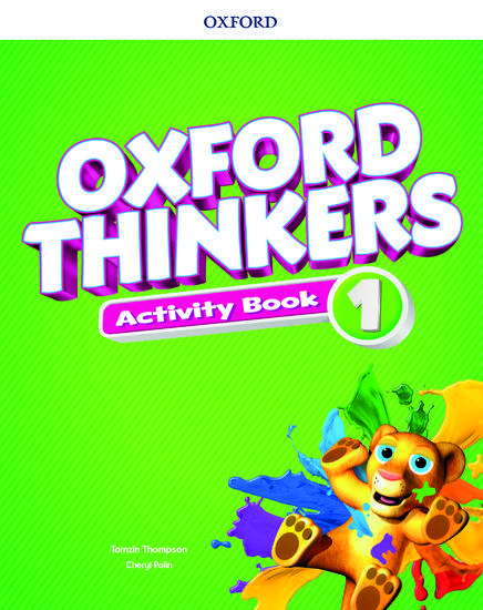 OXFORD THINKERS 1 WKBK