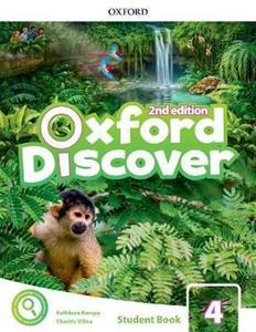 OXFORD DISCOVER 4 2ND STUDENT'S (+APP)