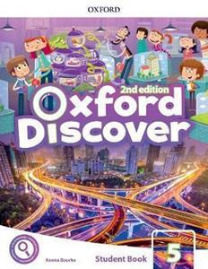OXFORD DISCOVER 5 2ND STUDENT'S (+APP)