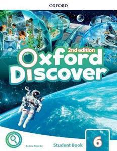 OXFORD DISCOVER 6 2ND STUDENT'S (+APP)