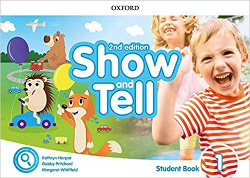 SHOW AND TELL 1 ST/BK 2ND