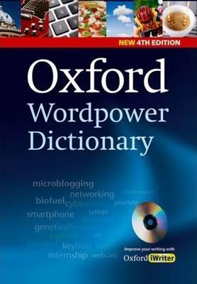 OXFORD WORDPOWER DICTIONARY (+CD-ROM) 4TH EDITION