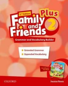 FAMILY & FRIENDS PLUS 2 2ND ED BUILDER BOOK