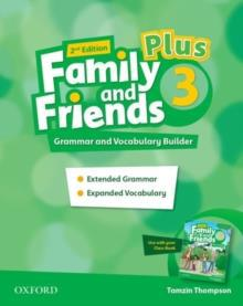 FAMILY & FRIENDS PLUS 3 2ND ED BUILDER BOOK