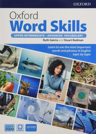 OXFORD WORD SKILLS UPPER-INTERMEDIATE - ADVANCED ST/BK