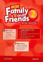 FAMILY & FRIENDS 2 2ND ED TCHR'S PLUS 2019