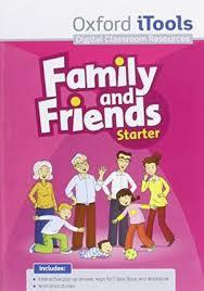 FAMILY & FRIENDS STARTER 2ND ED iTOOLS