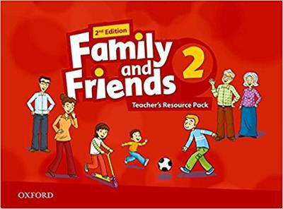 FAMILY & FRIENDS 2 2ND ED TCHR'S RESOURCE PACK