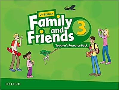 FAMILY & FRIENDS 3 2ND ED TCHR'S RESOURCE PACK
