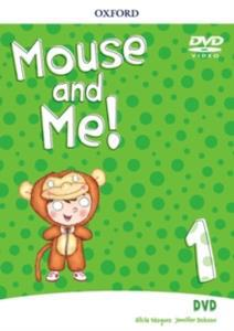 MOUSE AND ME! 1 DVD