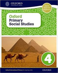 OXFORD PRIMARY SOCIAL STUDIES 4 MY COUNTRY AND ME
