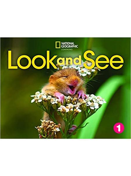 LOOK AND SEE 1 ST/BK