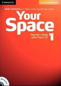 YOUR SPACE 1 TCHR'S (+TEST CD)