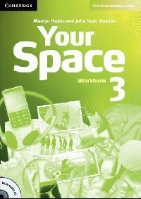 YOUR SPACE 3 WKBK (+CD)